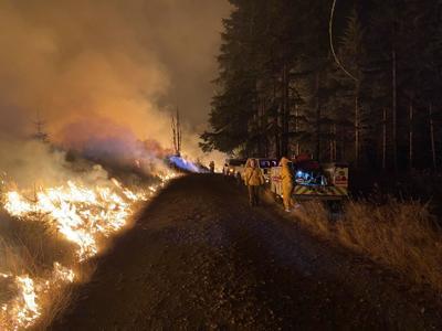Wildfire Funding Relief