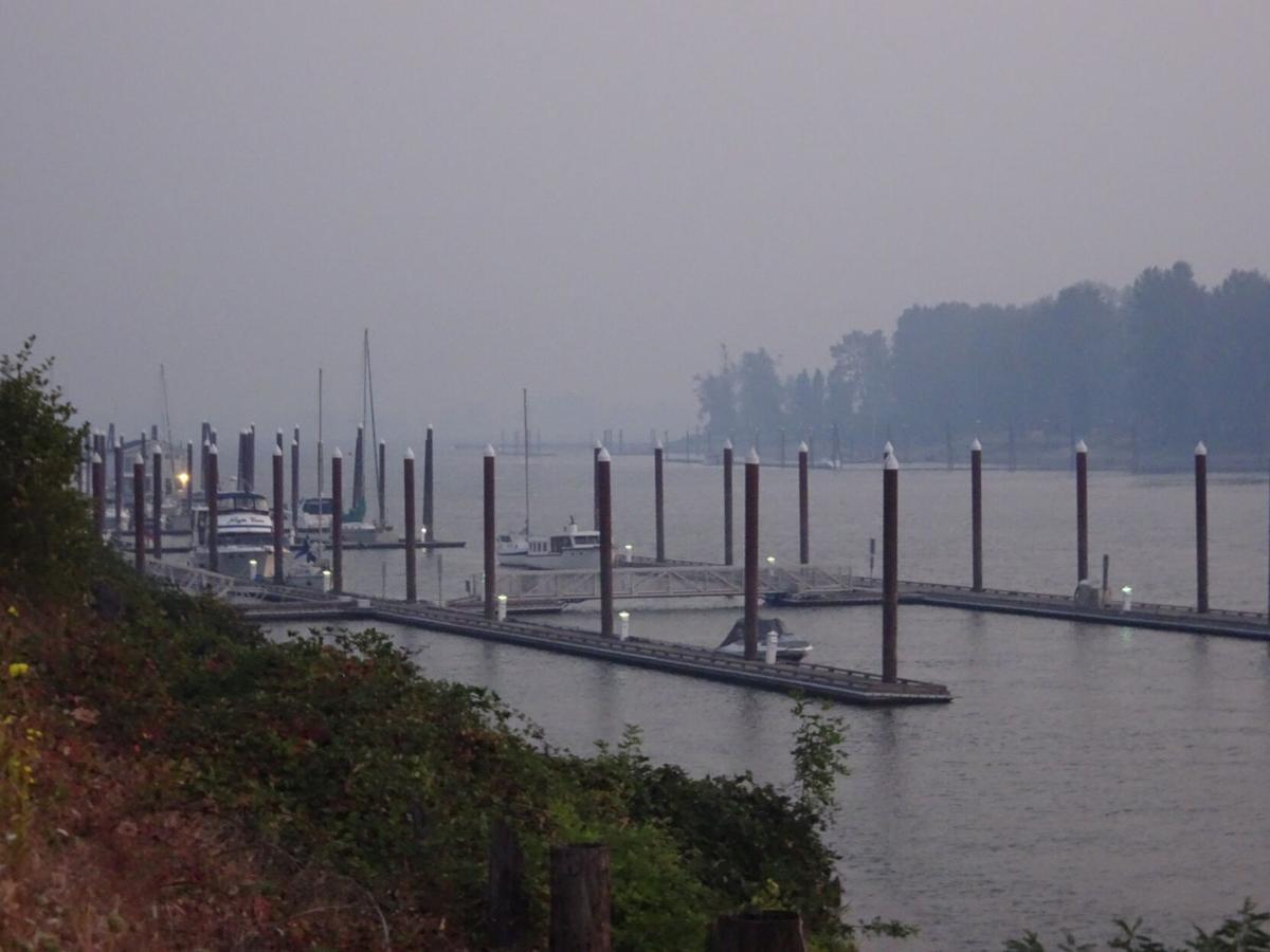 Dock Smoke