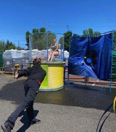 Ready, Set, Splash!