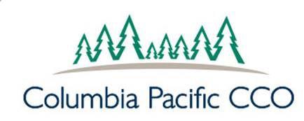 Columbia Pacific CCO logo