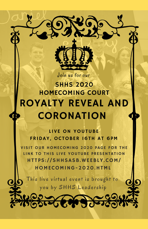 Reveal and Coronation
