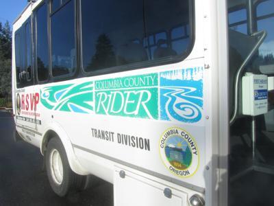 CC Rider Ridership