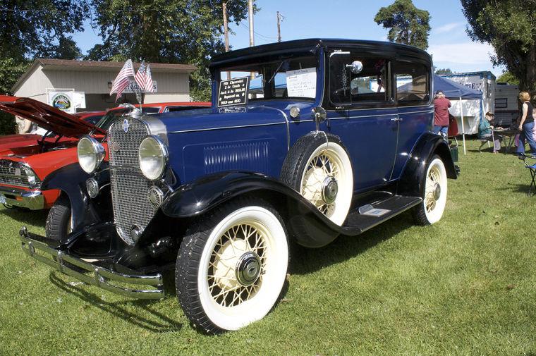 Heritage Car Wash: 2013 Heritage Days Car Show