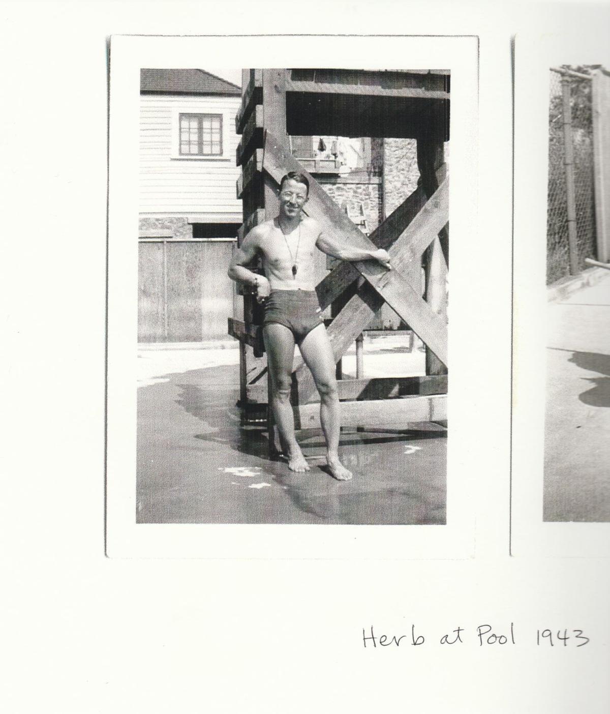 Herb at Pool 1943.jpg