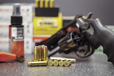 Handgun Issue