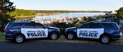 New Police Vehicles