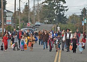 Little Spooks Parade part of Halloweentown | News ...