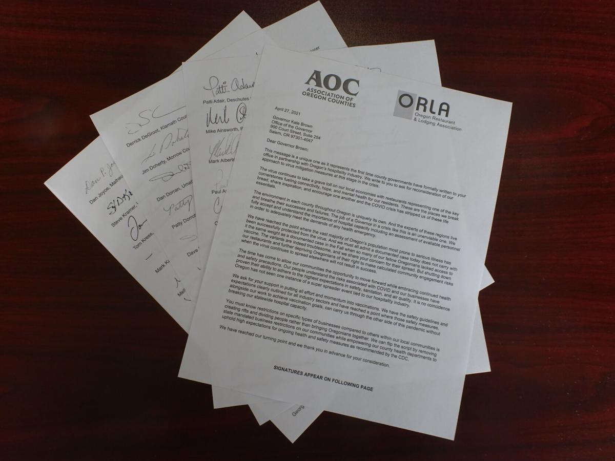 AOC Letter