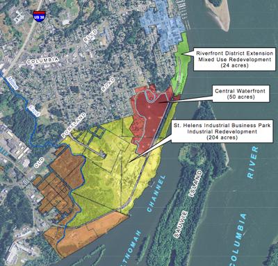 Waterfront Redevelopment Plan