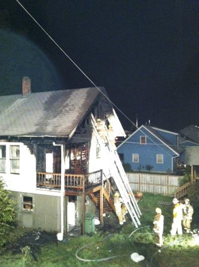 St. Helens home damaged in fire