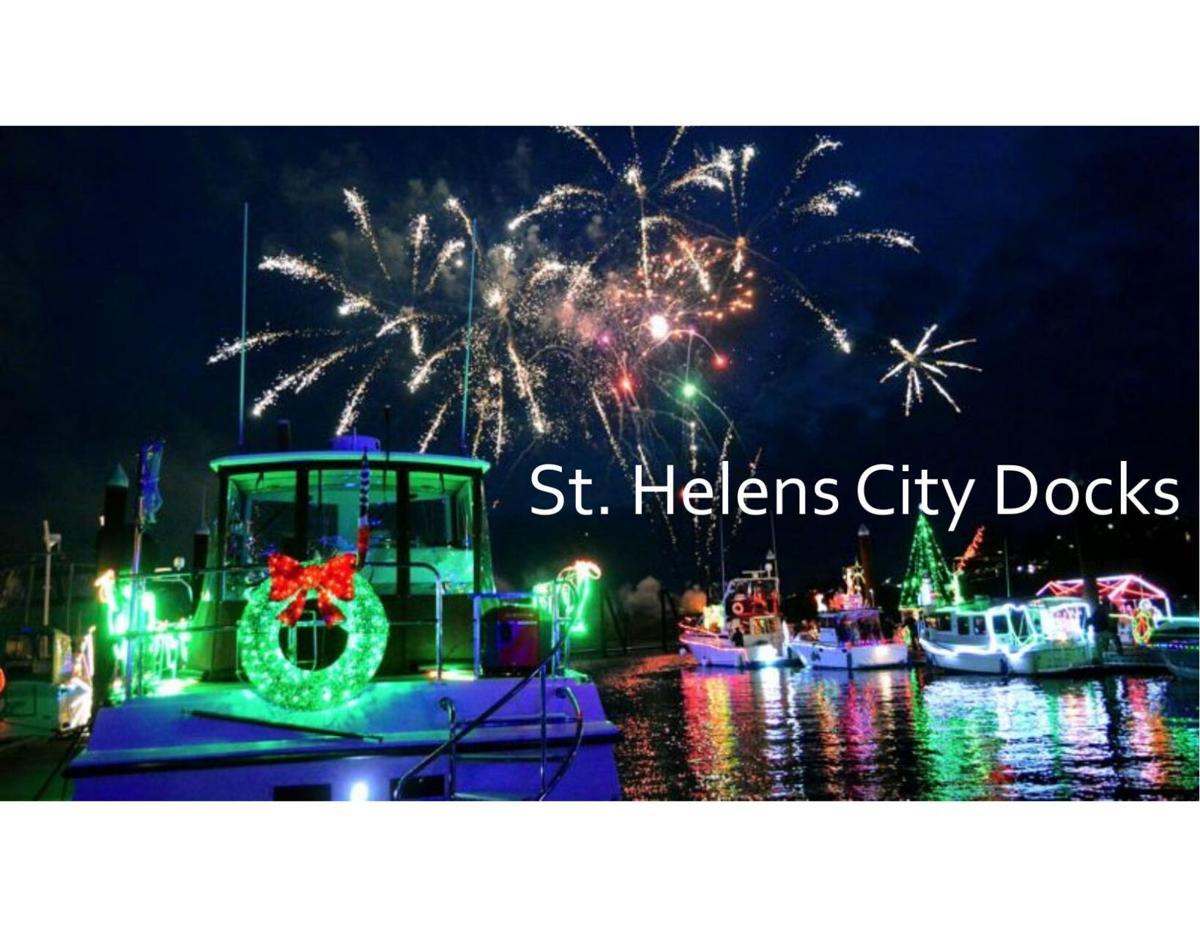 St. Helens City Docks