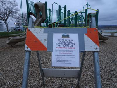 Play Area Closed