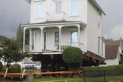 The Caples House