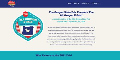 All Oregon E-Fair