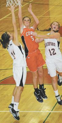 Corry girls post key win at Harbor Creek