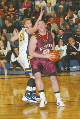 Sherman hands Clymer first loss in Division 4