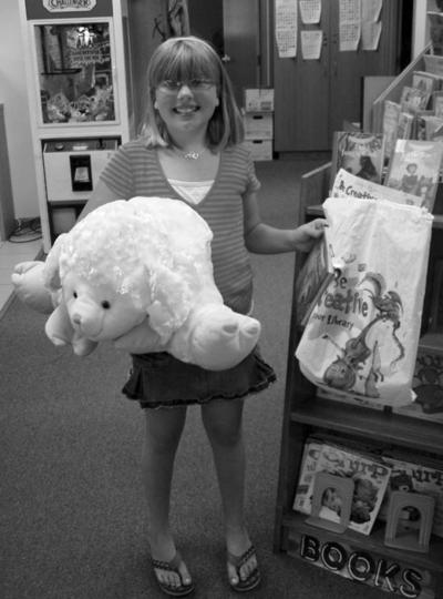 Corry Library Draws Grand Prize Winners