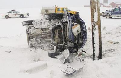 Route 8 crash