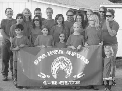 Sparta Spurs 4-H Club