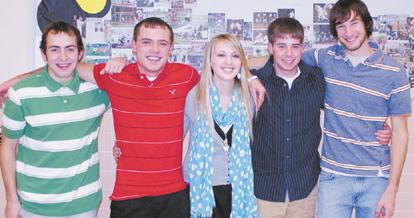 Cross country runners honored
