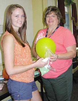 Pollard represents students on Corry Area School Board