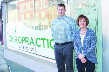 Dr. Steven Mitchell & Vicki Miles
