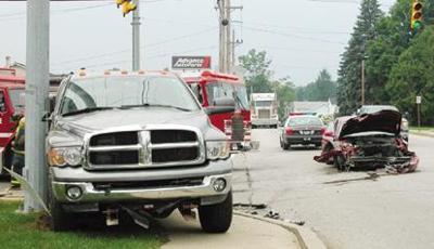 Police seek witnesses in Corry crash
