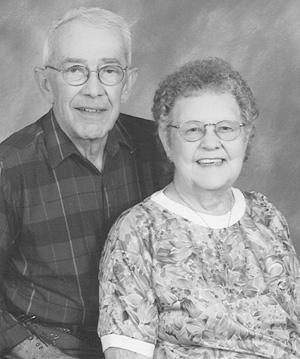 Clymer couple celebrates 60th wedding anniversary