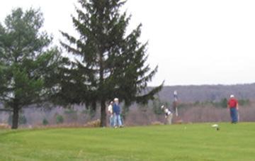 Still golfing in November