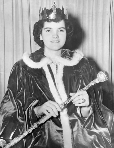 Joanne Clabbatz Bailey, 1st Potato Festival queen
