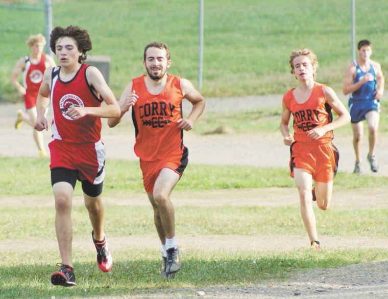 Beavers run past two foes