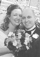 Flannery, Wilcox wed in May ceremony