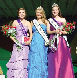 Corry royalty reigns again at Erie County Fair