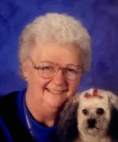 Martha M.  Russell Reedy, 93
