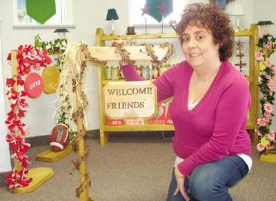 Craft store rises from ashes of UC fire