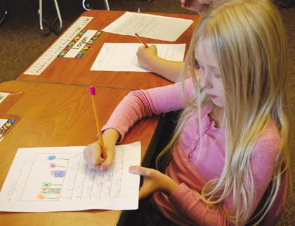 School district preps students for lifetime of writing