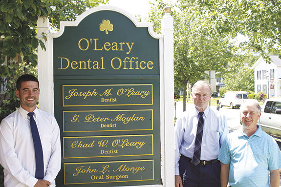 O'Leary Dental Office continues family affair with newest dentist