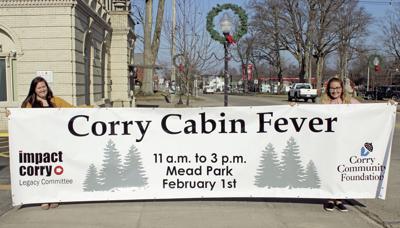 Corry Cabin Fever returns