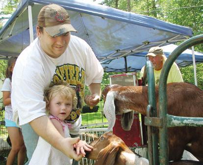 Glenn Mead Day highlights Corry park