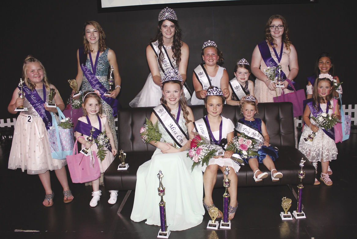 Miss Corry pageant 2018