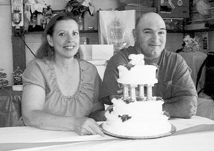 Titusville couple celebrates 25th wedding anniversary