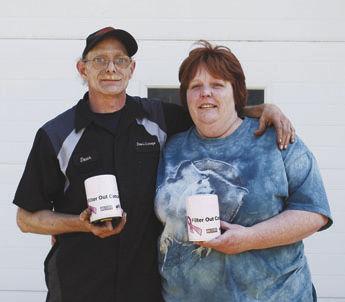 Dean & Jenny Stroup