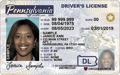 drivers license photo center erie pa