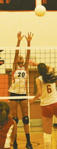 Corry freshman Goodsel given volleyball honors