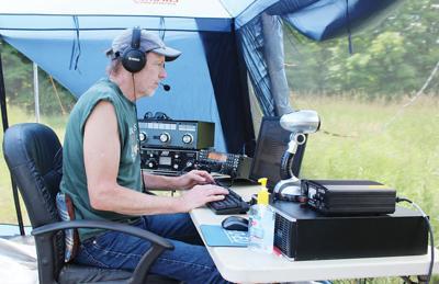 Amateur radio event