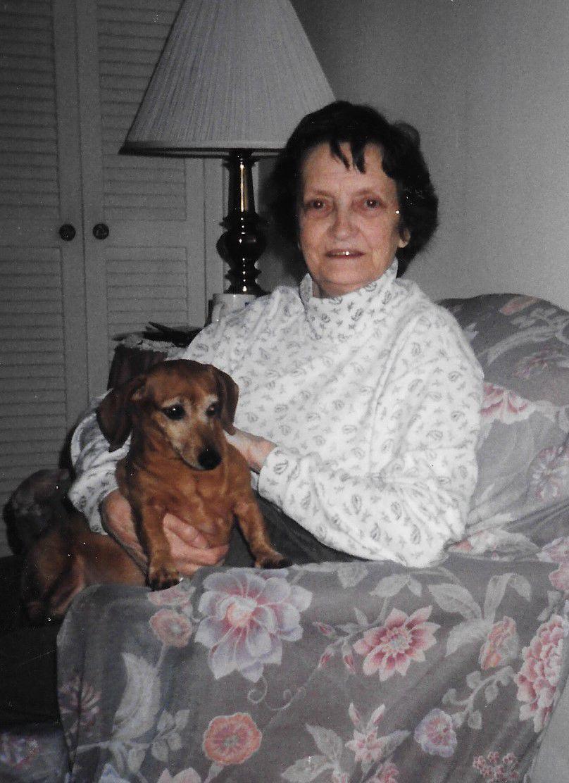 Nellie E. Beebe Norman, 86