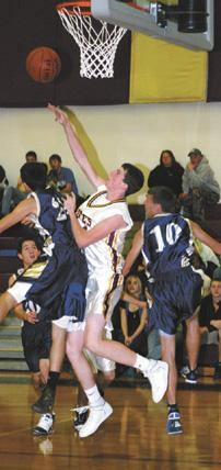 Falconer turns tables on Clymer in boys basketball