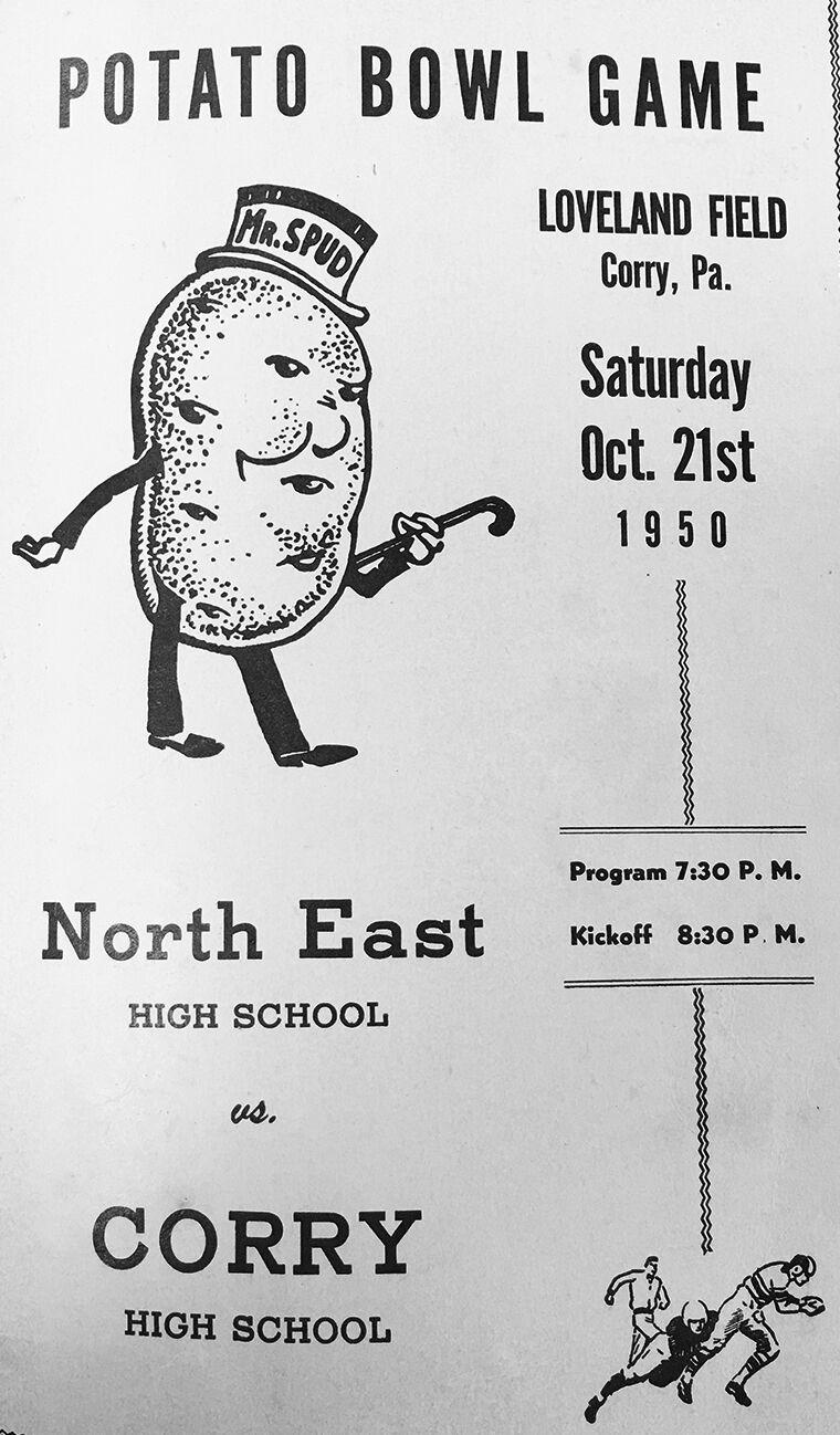 1950 Potato Bowl