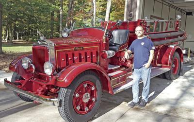 Kenny Rybka, of Richfield, Ohio