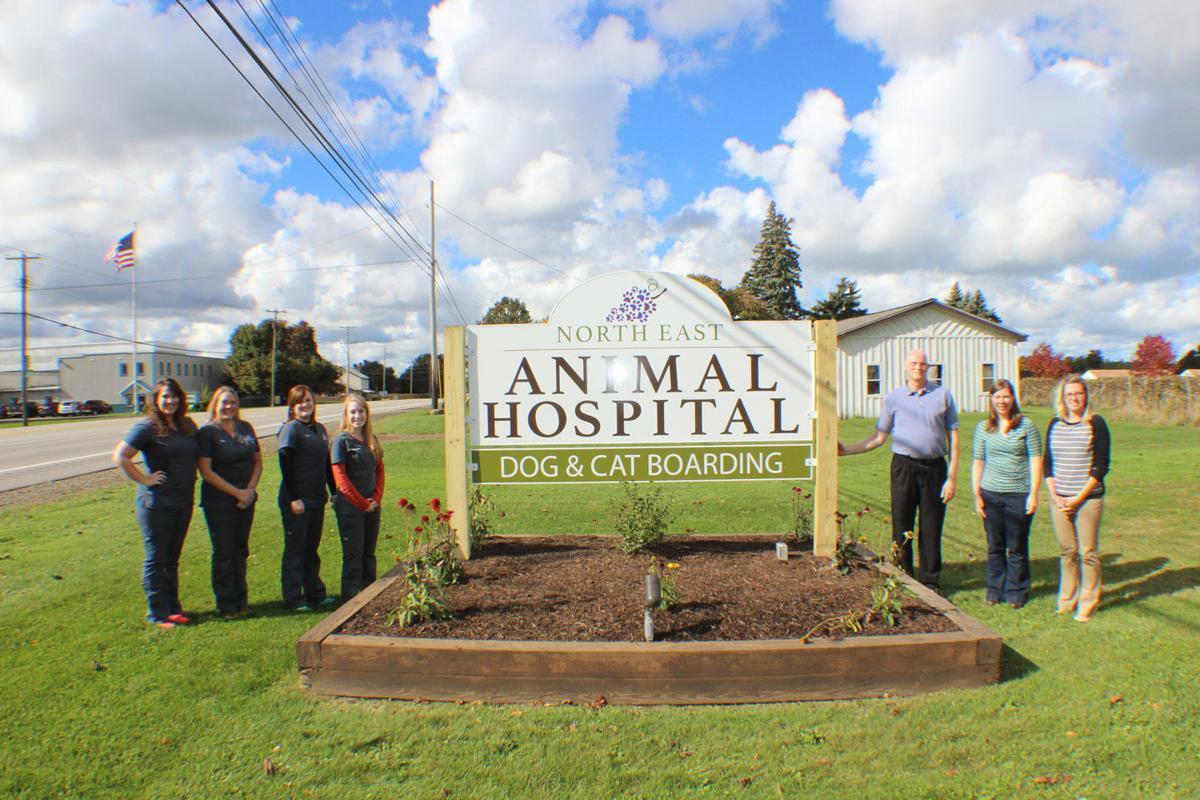 North East Animal Hospital celebrates 25 years